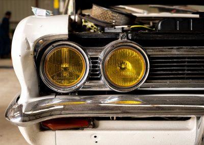 Buick spécial – travaux sur boîte de vitesse