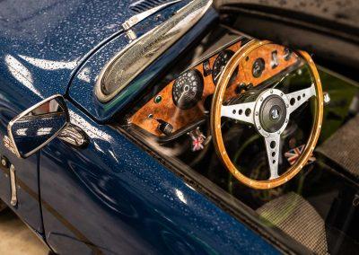 Triumph Spitfire IV chez Classic Atelier